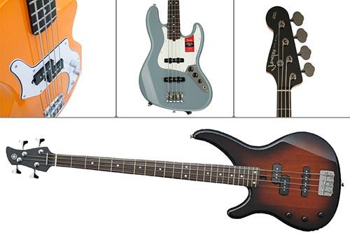 kakie byvayut bas gitary1