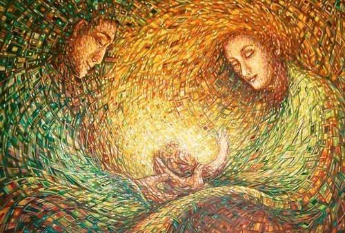 Потрясающие картины Эдуардо Родригеза Кальзадо