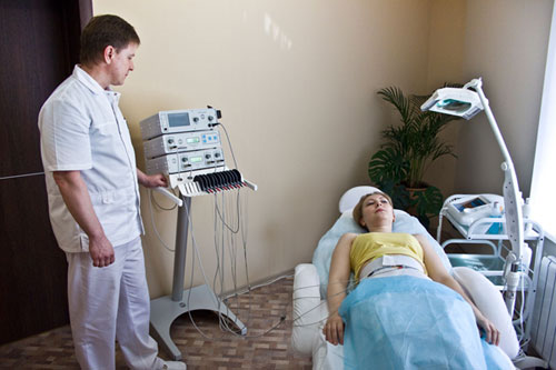 Коротко об электротерапии