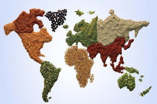 Кухни народов мира - краткое путешествие по разным странам