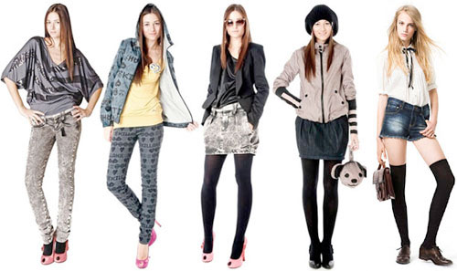 Мода для девочки тинейджера 2018