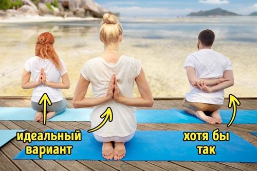 Проверьте, насколько у вас молодое тело