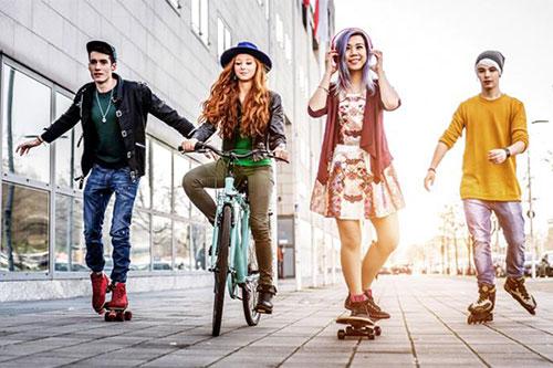 Особенности подростковой моды