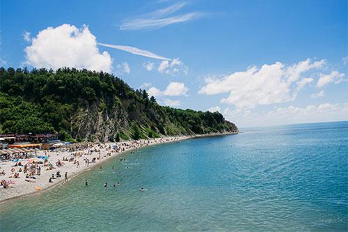 Отдых с детьми на Черном море - яркий и беззаботный