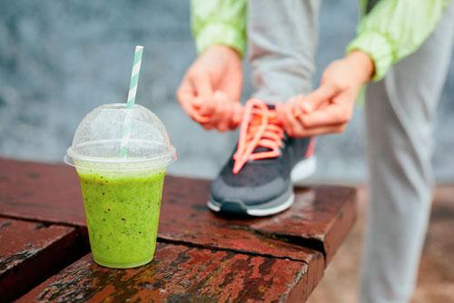 Каким должно быть питание при занятиях бегом?