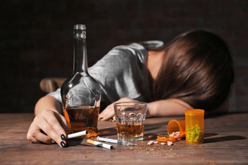 Что представляет собой наркомания?