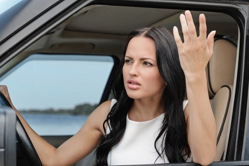 Стресс за рулём: 7 советов, как с этим бороться