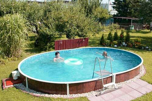 Виды бассейнов и их польза
