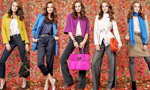 Яркая осень или особенности осеннего гардероба