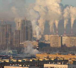 Загрязнение окружающей среды Влияние загрязнения атмосферы