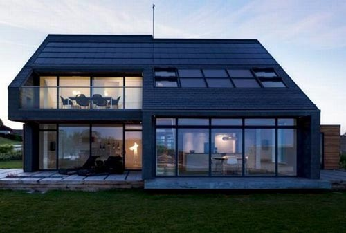 10 лучших экодомов (экологических домов) 2010 года