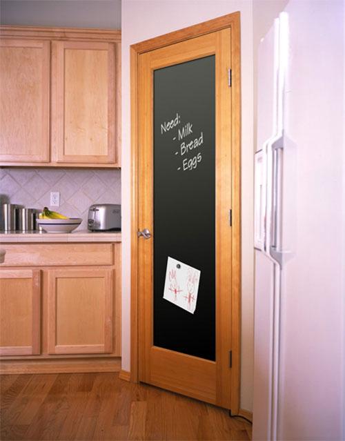 Необычные двери межкомнатные своими руками 6