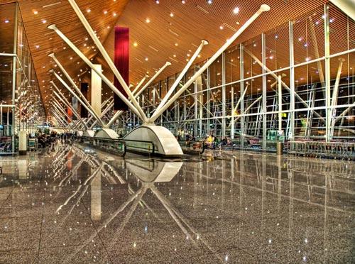 Самые необычные аэропорты мира