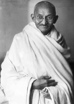 Махатма Ганди. «Ненасильственное сопротивление»