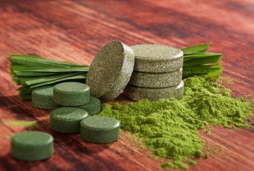 Хлорелла и спирулина - естественное очищение организма