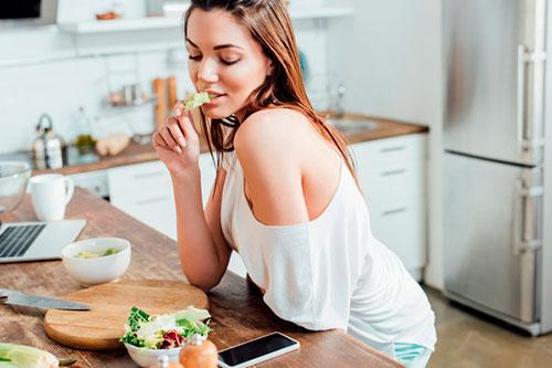 Как завязать с диетами, и начать питаться правильно?
