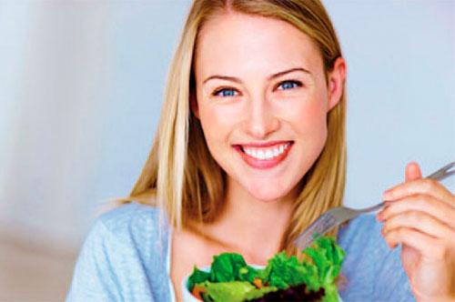 Правильное питание для здоровья глаз