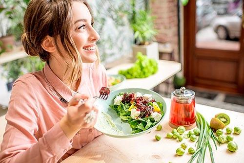 Как перейти на правильное питание: 5 простых шагов