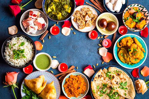 Праздничный стол и правильное питание