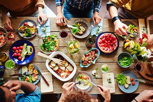 Заказывайте готовую еду, экономьте свое время