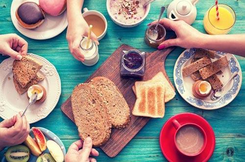 Что вредного в вашем завтраке?