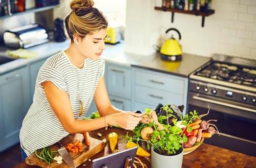 Правильное питание - залог крепкого здоровья