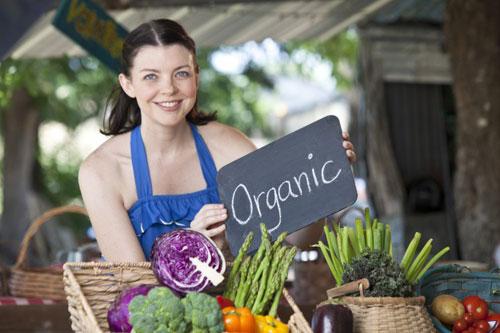 Преимущества органических продуктов