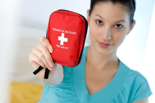 Доклад оказание первой медицинской помощи при бытовых травмах 3739