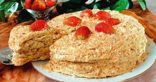 Как приготовить классический торт Наполеон 35