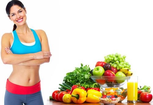 Как употреблять здоровую пищу