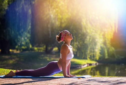 Йога путь к равновесию с миром
