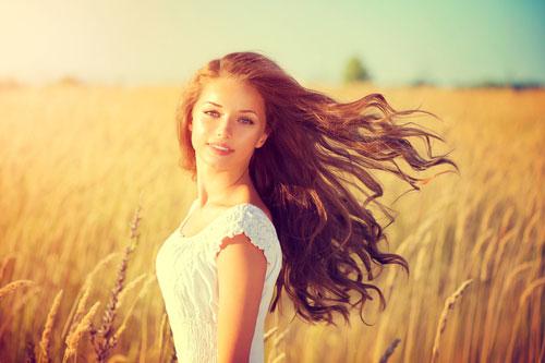Укрепление волос с помощью иланг-иланга