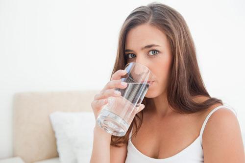 Когда пить воду лучше