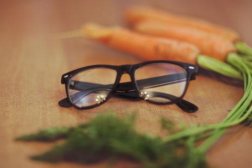 Продукты, которые помогает сохранить зрение