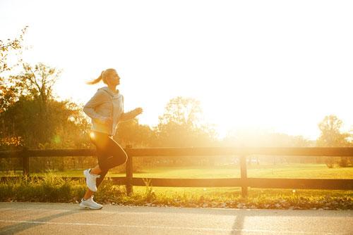 Как научиться бегать правильно