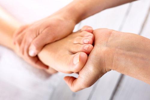 Народные средства для ухода за ногами