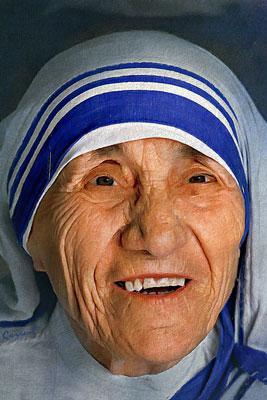Мудрость Матери Терезы
