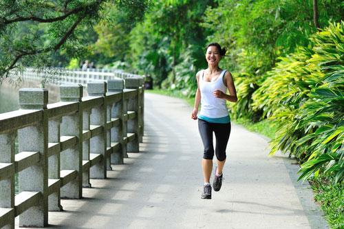 Бег как средство для похудения