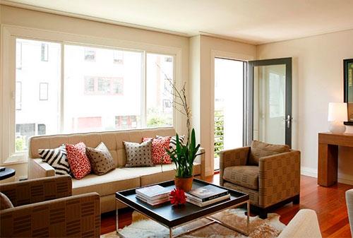 Выбор цвет квартиры