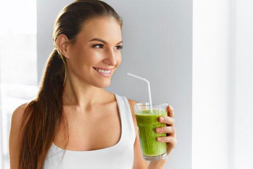 Зеленый коктейль – эликсир здоровья и красоты