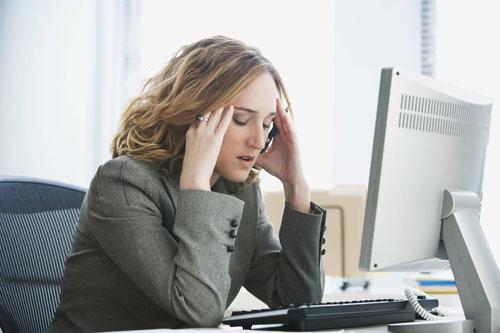 6 способов  убрать стресс на работе