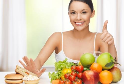 Как плавно перейти на правильное питание?