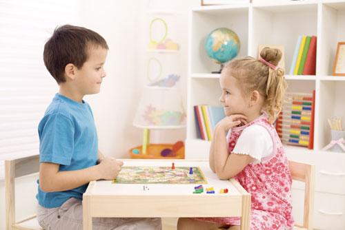 Польза игр для детей